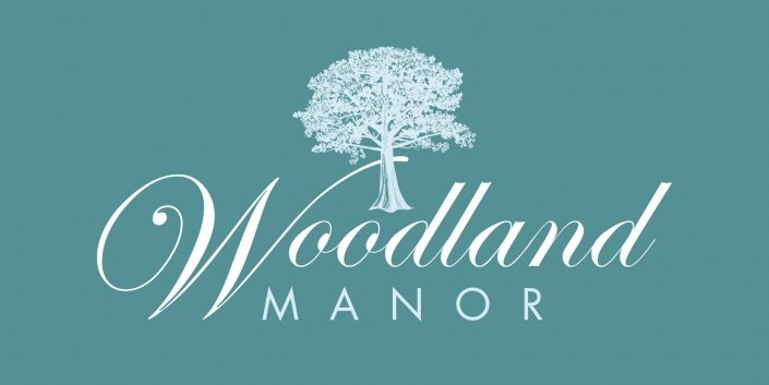 Woodland Manor Logo Design